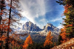 bergen herfst
